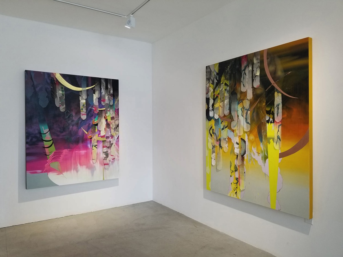 Current Exhibition - Patricia Sweetow Gallery